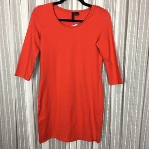 H & M Divided Bodycon Knit Dress